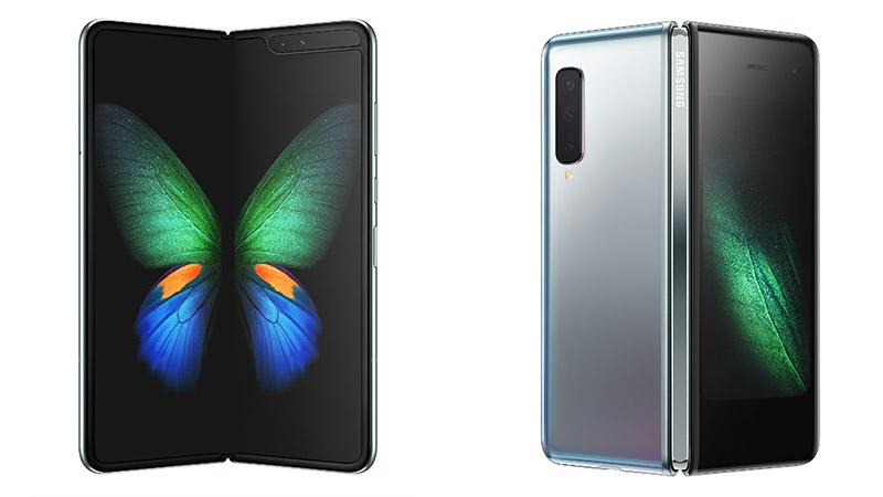 Samsung presenta su teléfono con pantalla flexible: Galaxy Fold