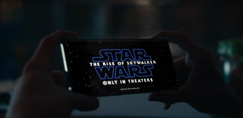 Samsung une sus fuerzas con Star Wars para las fiestas de fin de año