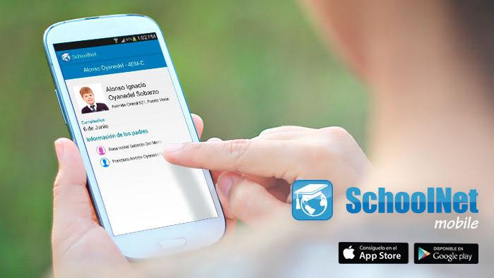 """SchoolNet Mobile, la alternativa efectiva para escapar del Whatsapp de """"mamás y papás"""""""