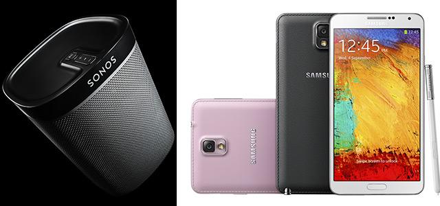 Byte Podcast 399: SONOS Play:1 y Galaxy Note 3 + Gear