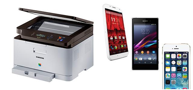 Byte Podcast 406: impresoras con NFC y Top 5 de smartphones 2013