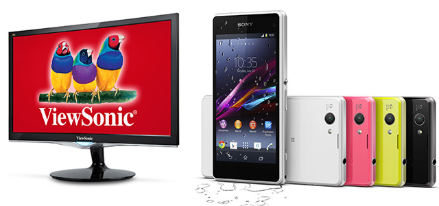 Byte Podcast 416: nuevos productos ViewSonic y Xperia Z1 Compact