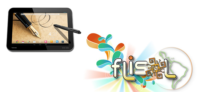 Byte Podcast 419: FLISOL 2014 y tableta Toshiba Excite Write