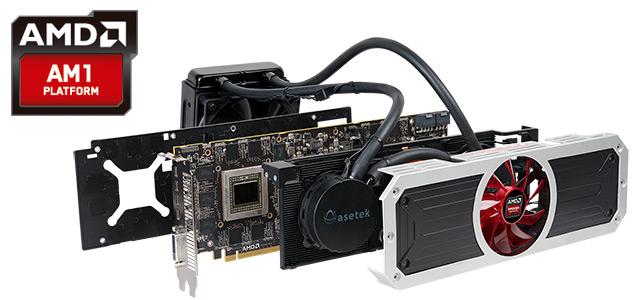 Byte Podcast 420: plataforma AM1 y tarjeta Radeon R9 295X2, de AMD