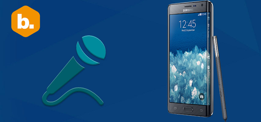 Byte Podcast 452: Galaxy Note Edge y Karaokecast
