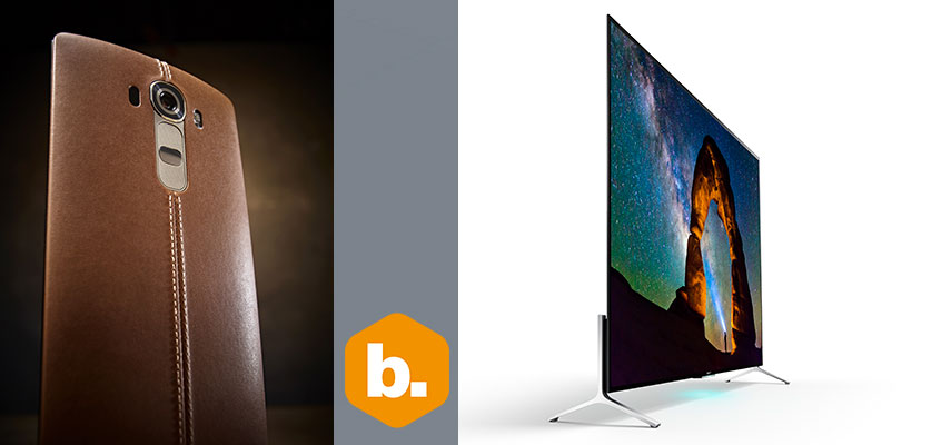 Byte Podcast 463 – Sony Bravia con Android TV y anuncio del LG G4