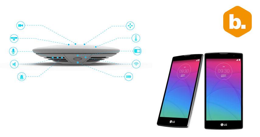 Byte Podcast 466 – Sistema de seguridad Flare, y smartphones LG de gama media