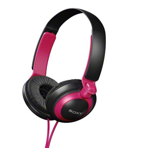 Sony MDR XB200 Pink