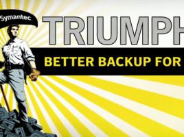 Symantec - Better Backup