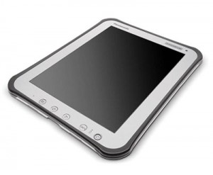 Toughbook tablet