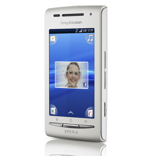 Sony Ericsson Xperia X8 [video]