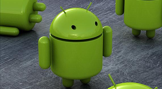 Android crece 889%