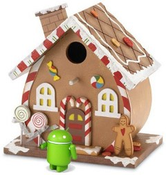 Android 3.0 - Gingerbread