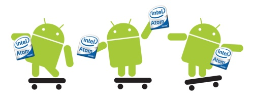 Android para netbooks Intel