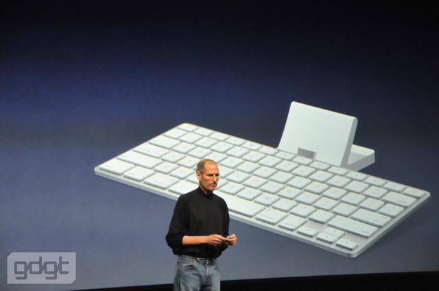 Accesorio para iPad