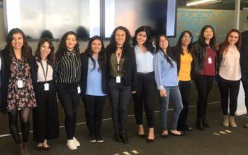 AT&T mujeres STEM