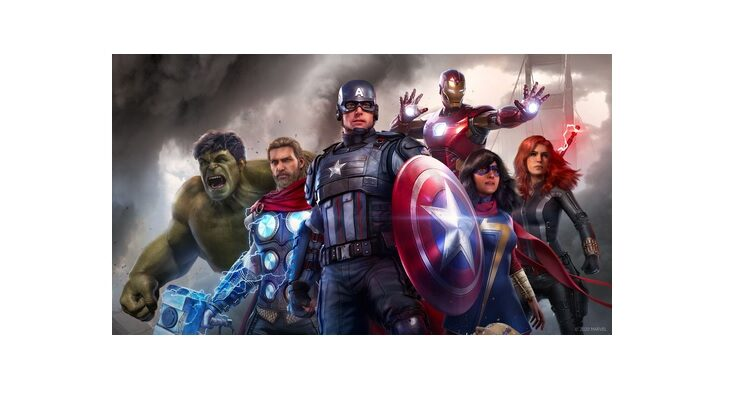 Avengers by Hasbro