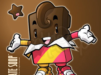 chocolate_character