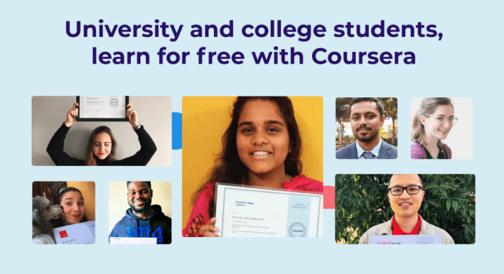 Coursera free