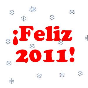 feliz a�o nuevo 2011