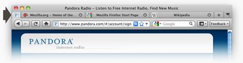 Firefox 4, beta 2