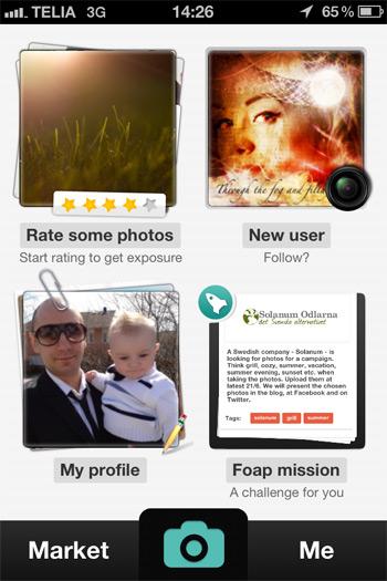 foap, nueva App para vender las fotos que tomas con tu iPhone