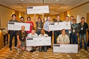 Ganadores Hackathon Uplinq 2012