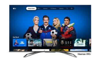 Hisense Apple TV