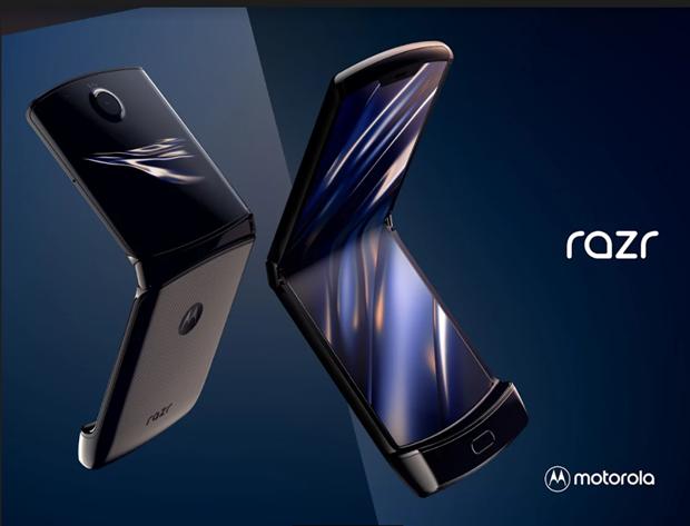 Motorola presenta nuevo teléfono motorola razr