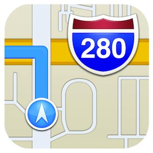Los nuevos mapas de Apple
