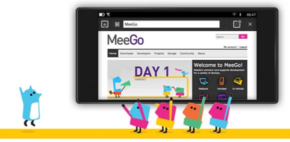 MeeGo 1.1, para m�viles