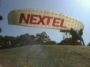 parapente Nextel