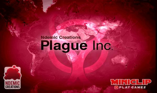 Plague Inc.: El exterminio de la humanidad [videojuego]