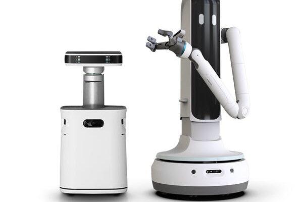 Robots Samsung CES