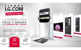tienda LG MX