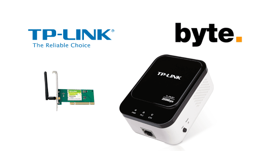 Trivia TP-Link y Byte Podcast: gana un kit Powerline Ethernet