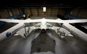 SpaceShipTwo- Unveils in Mojave,CA