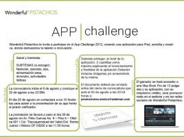 WP App Challenge