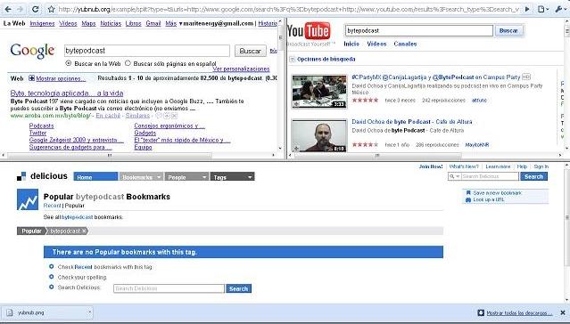 yubnup-pantalla